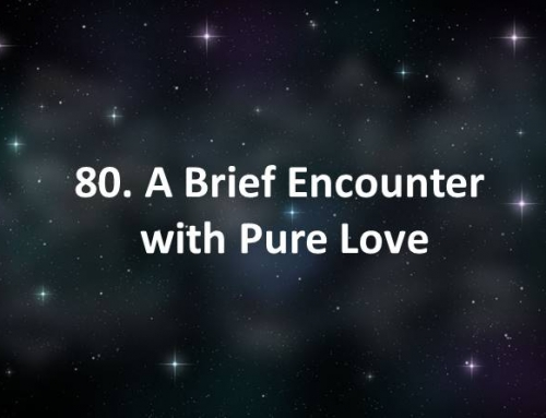 80. A Brief Encounter with Pure Love
