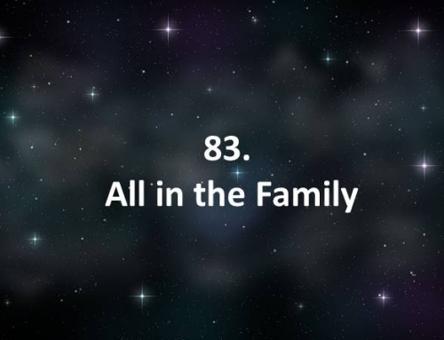 83. All in the Family