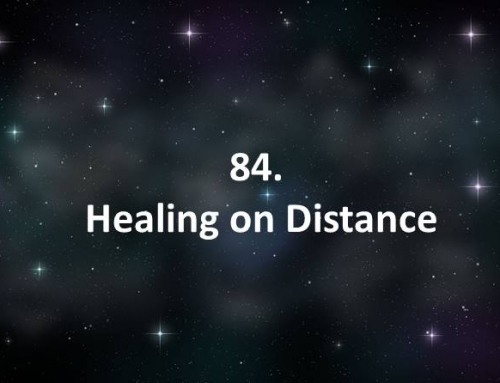 84. Healing on Distance